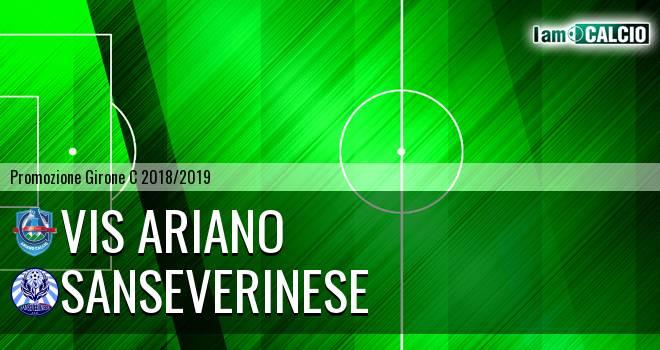 Vis Ariano Accadia - Sanseverinese