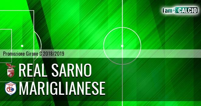 Real Sarno - Mariglianese