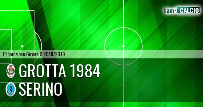 Grotta 1984 - Serino