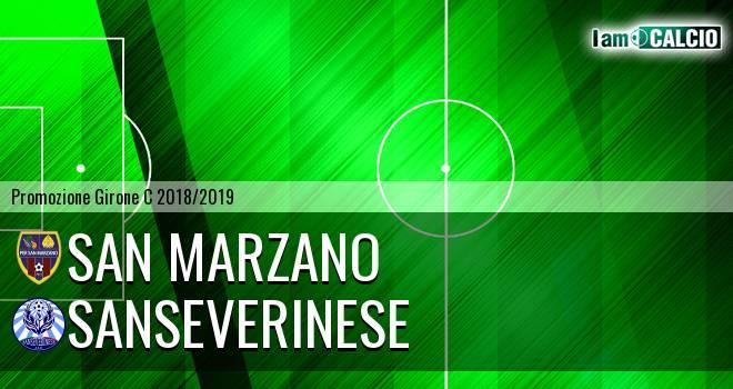 San Marzano - Sanseverinese