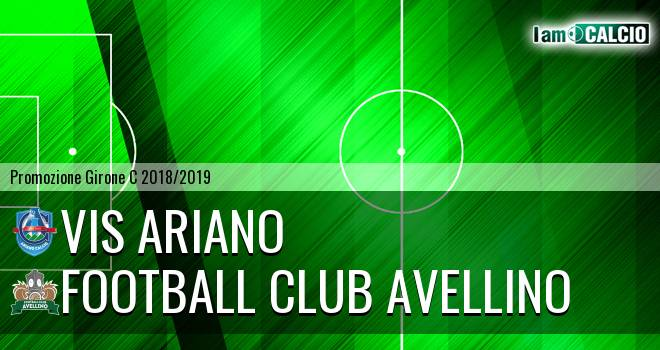 Vis Ariano Accadia - Football Club Avellino
