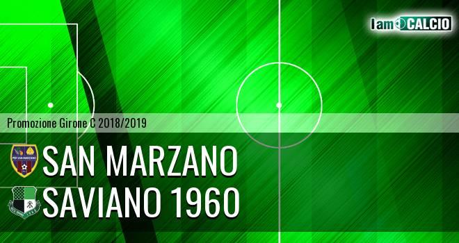 San Marzano - Saviano 1960