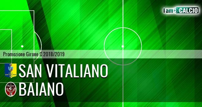 San Vitaliano - Baiano