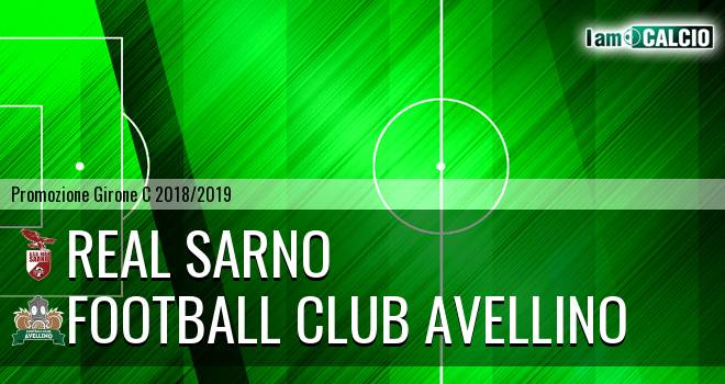 Real Sarno - Football Club Avellino