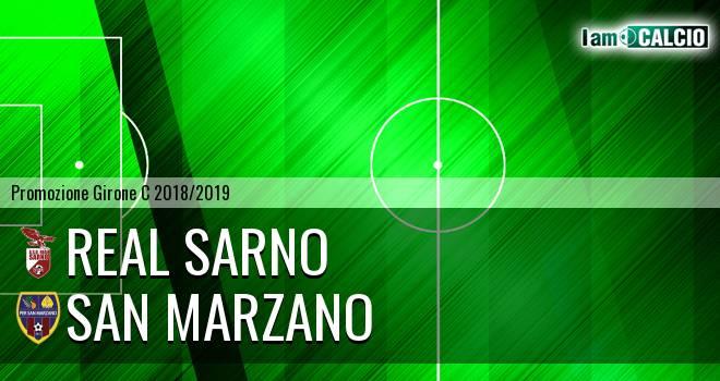 Real Sarno - San Marzano