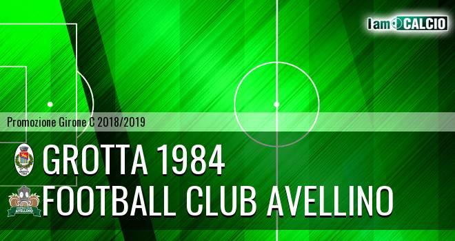 Grotta 1984 - Football Club Avellino