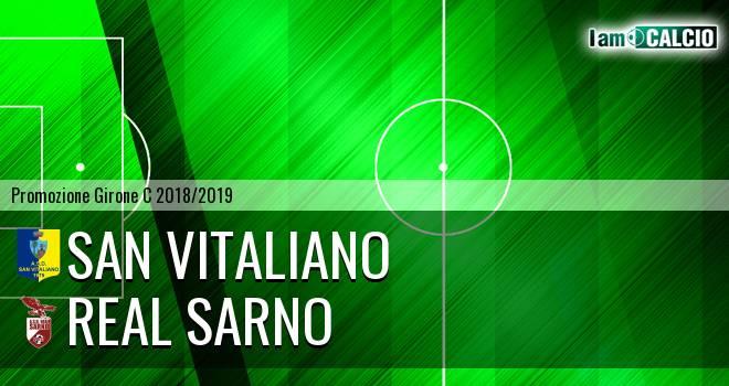 San Vitaliano - Real Sarno