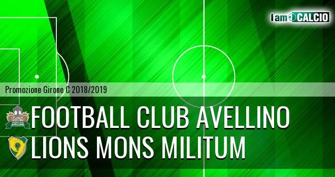 Football Club Avellino - Lions Mons Militum