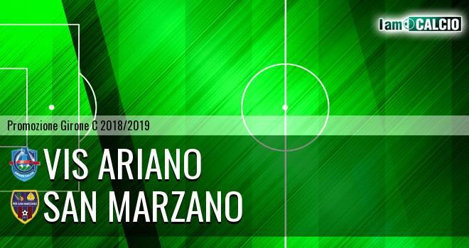 Vis Ariano - San Marzano