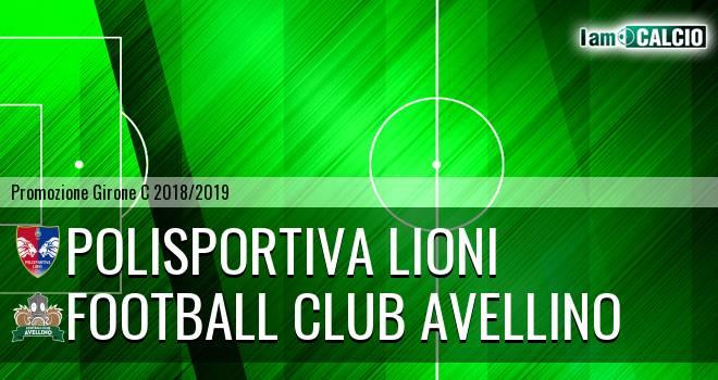 Polisportiva Lioni - Football Club Avellino