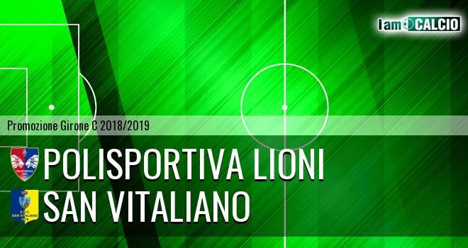 Polisportiva Lioni - San Vitaliano