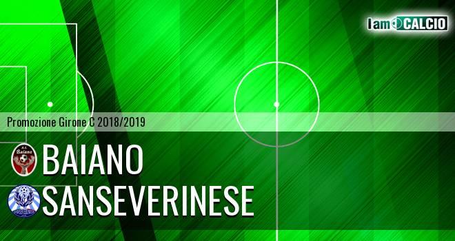 Baiano - Sanseverinese