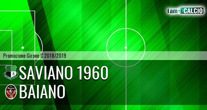 Saviano 1960 - Baiano