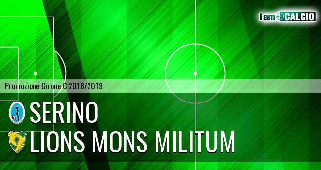 Serino - Lions Mons Militum