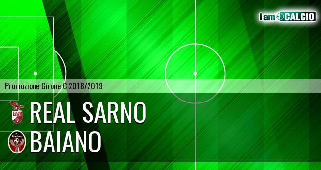 Real Sarno - Baiano