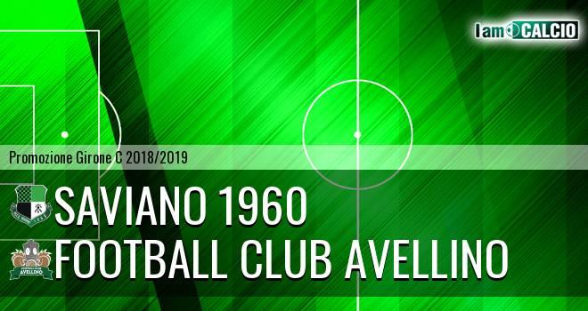 Saviano 1960 - Football Club Avellino