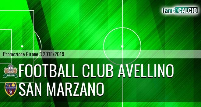 Football Club Avellino - San Marzano