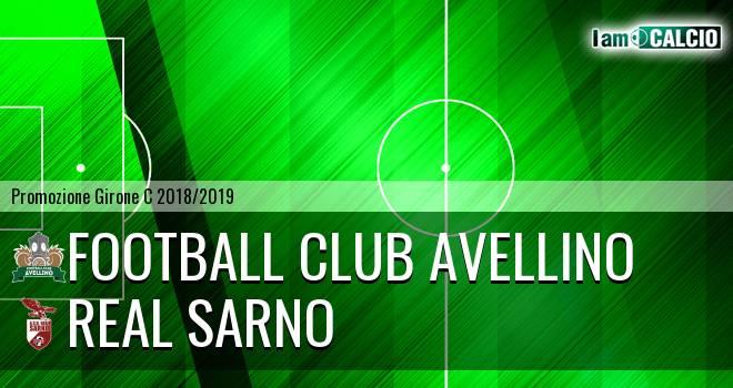 Football Club Avellino - Real Sarno