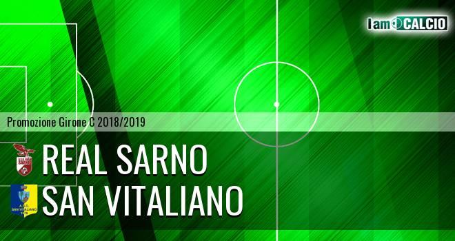 Real Sarno - San Vitaliano