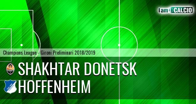 Shakhtar Donetsk - Hoffenheim