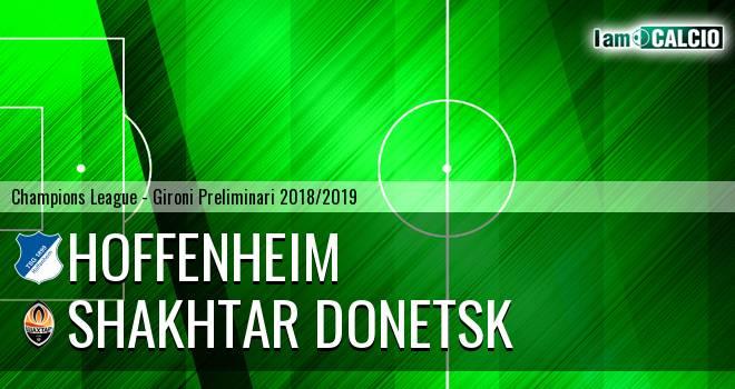 Hoffenheim - Shakhtar Donetsk