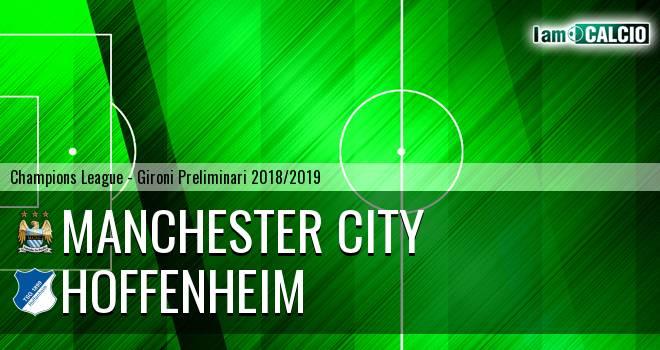 Manchester City - Hoffenheim