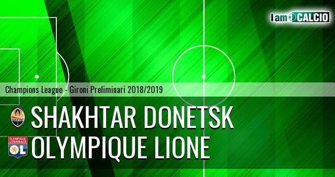 Shakhtar Donetsk - Olympique Lione