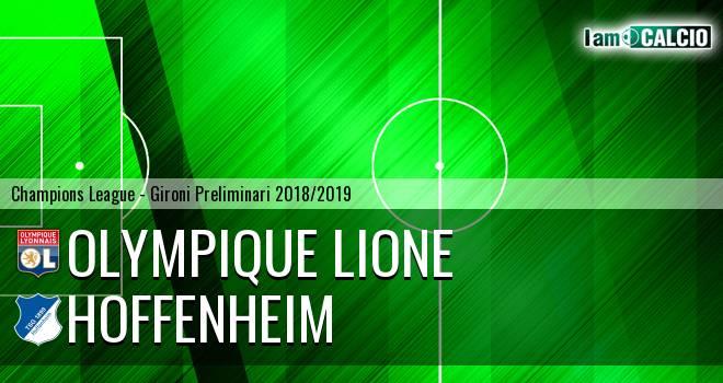 Olympique Lione - Hoffenheim