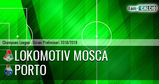 Lokomotiv Mosca - Porto