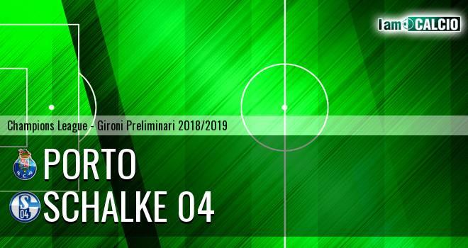 Porto - Schalke 04