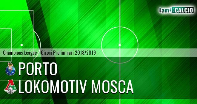 Porto - Lokomotiv Mosca
