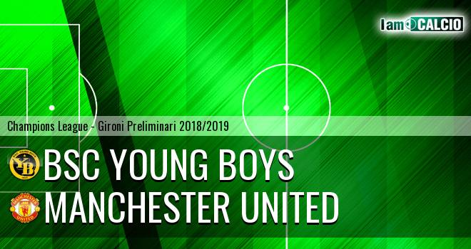 BSC Young Boys - Manchester United