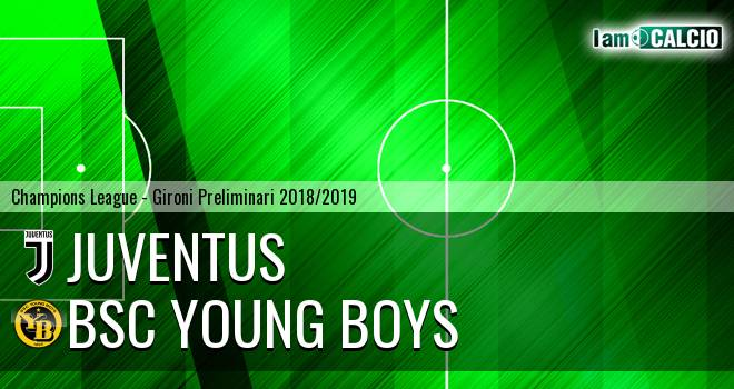 Juventus - BSC Young Boys