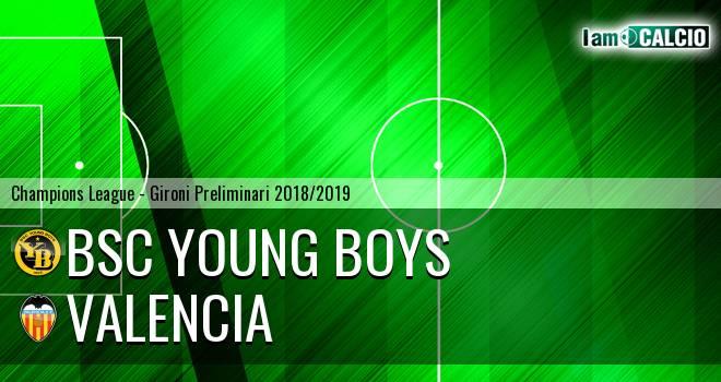 BSC Young Boys - Valencia