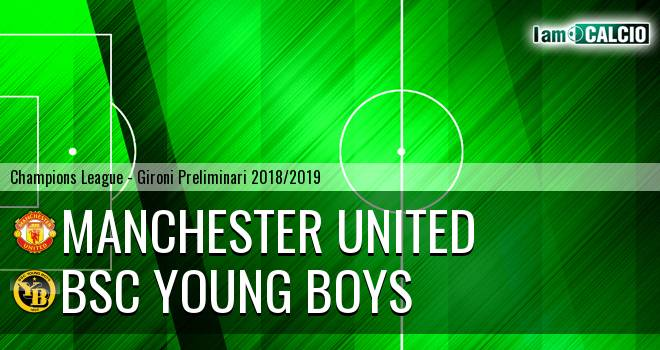 Manchester United - BSC Young Boys