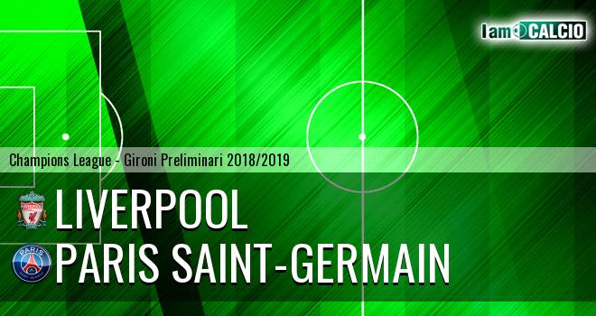 Liverpool - Paris Saint-Germain
