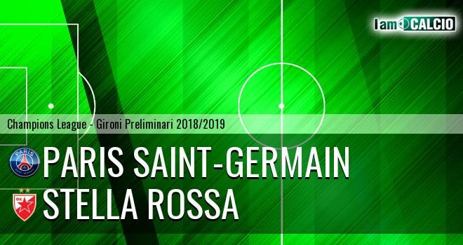 Paris Saint-Germain - Stella Rossa