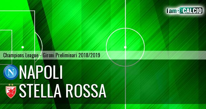Napoli - Stella Rossa