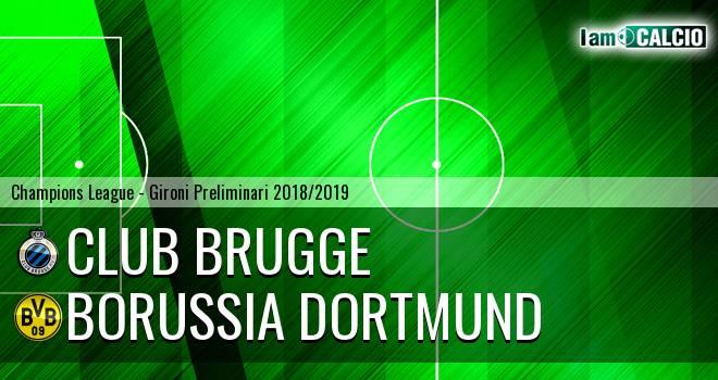 Club Bruges - Borussia Dortmund
