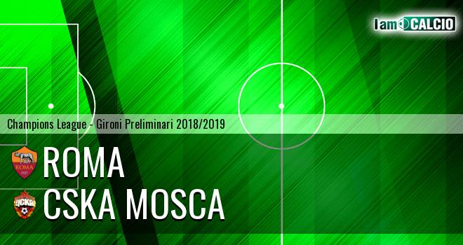 Roma - CSKA Mosca