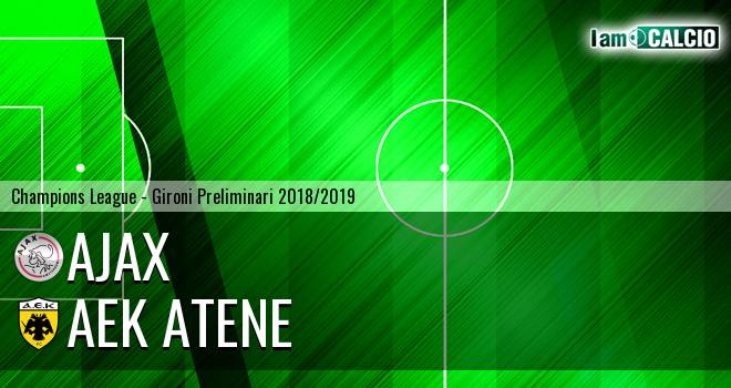 Ajax - AEK Atene
