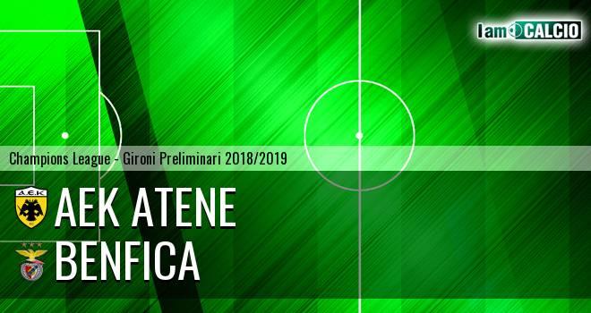 AEK Atene - Benfica