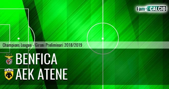 Benfica - AEK Atene