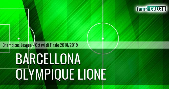 Barcellona - Olympique Lione