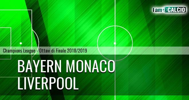 Bayern Monaco - Liverpool