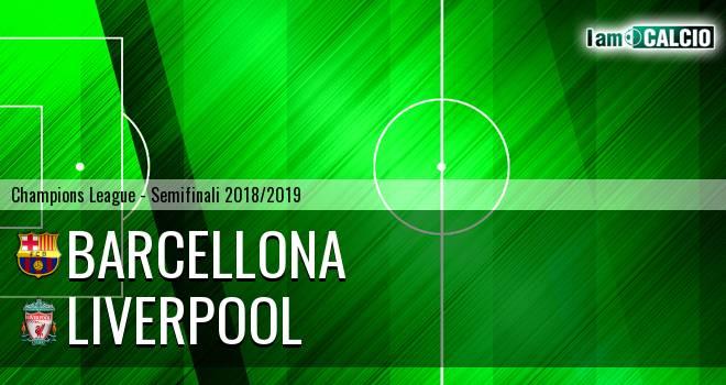 Barcellona - Liverpool