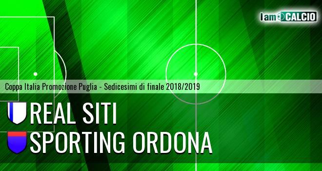 Real Siti - Sporting Donia