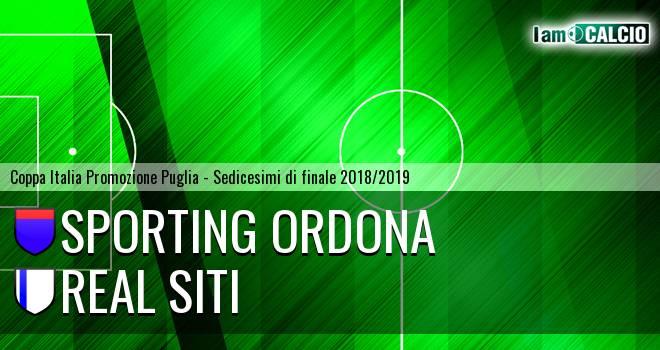 Sporting Donia - Real Siti