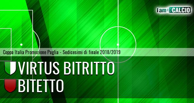 Virtus Bitritto - Bitetto
