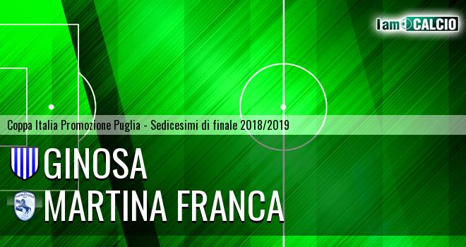 Ginosa - Martina Calcio 1947